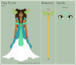 ToS - Palia Reference Sheet by theRainbowOverlord