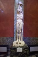 Antique statue 15 by DeLucr-Stock