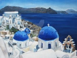 Oia by Redilion
