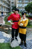 Ranma: Friends or Rivals? by xYaminogamex