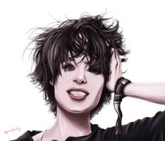 Alice Glass by Bakke