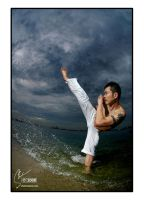 Capoeira One by input-output