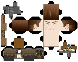 Cubeecraft zaeed by gurlgotkat2000