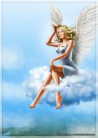 Skyfestival - Angel by henning