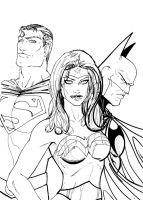 jla by ogilvie