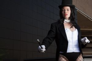 Zatanna by coolsteel