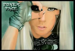 +Poker Face+ by Little-kaiyou-Kame