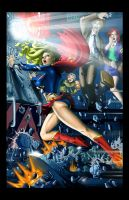 SUPERGIRL by BAKART