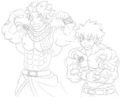Request 1.04: Muscle234 by ryugaxryoga