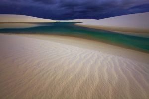 The Soft Sands of Twilight by michaelanderson