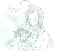 Good Night Sweet Pea by MiaMuffins