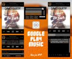 Google Play Music(Black) by MrSebuhi