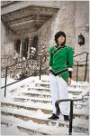 RWBY: Lie Ren by CosplayerWithCamera