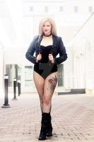 Black Canary (1) by Angelic-Nirvana