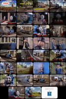 Thomas and Friends Episode 5 Tele-Snaps by VGRetro