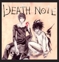 DEATH NOTE by Elezar81