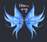 Etherix Wings by glorypaintGR