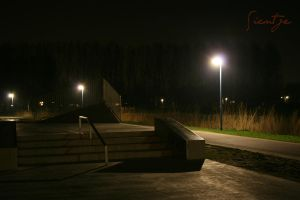 During the night by Sientje-sk8ergirl