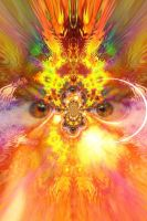 Prying Open My 3rd Eye by TheGerm84