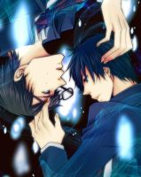 Ao no Exorcist: Wavering Flame pt 2 by Chaokumo
