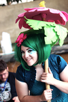 Otakon 2015 Ivysaur by E7-Photography