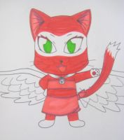 Aglaia the Exceed by LightandDarkHeart