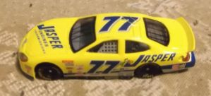 2002-2003 Dave Blaney #77 Jasper Engines Ford car by Chenglor55