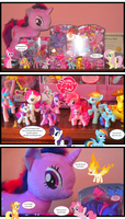 MLP:FiM Collection w comments by ShroudofShadows