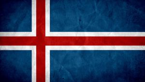 Iceland Grunge Flag by SyNDiKaTa-NP