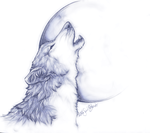 Howling Wolf Song by WhiteSpiritWolf