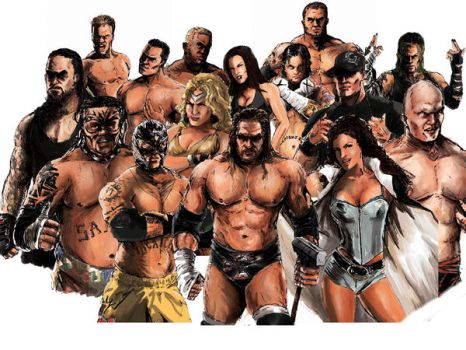 WWE part3 by nellz86