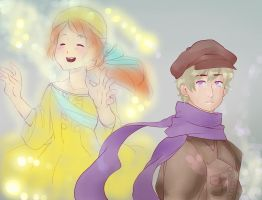 {APH} Once Upon a December by Fang-fey