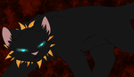 Scourge is ready for battle by NighshadeIceheart