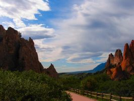 Garden of the Gods IV by sataikasia