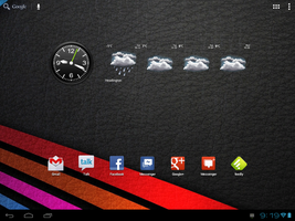 Touchpad ICS goodness by VRoX