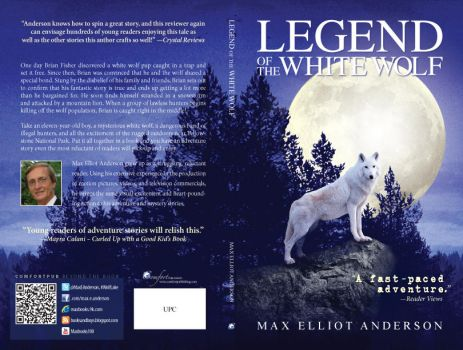 Legend of the White Wolf by raider171