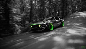 Stang RTR-X by LouieS