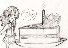 HAPPY BIRTHDAY CHANZ-DIRI CHAN by LottiBaskerville97