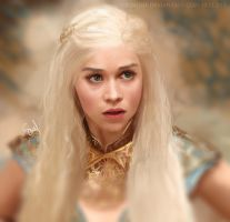 Mother of Dragons I by VikingSif