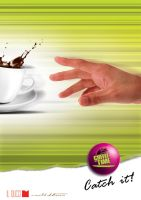 coffee time poster by boyasseen