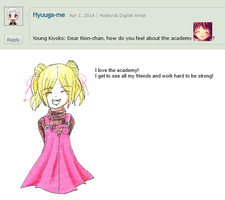 HSV - Ask Rion Entry Two by kuloi-no-chloe