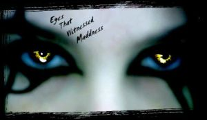 Eyes That Witnessed Maddness by bitter-sweetness