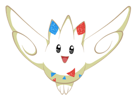 Shiny Togekiss - #468 by RandomDrawerOfArt
