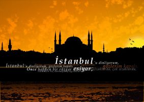Istanbul... by leographics