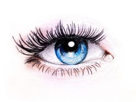 Blue Eye by A-D-I--N-U-G-R-O-H-O