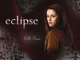 Eclipse - Bella Swan by NaTalyshka