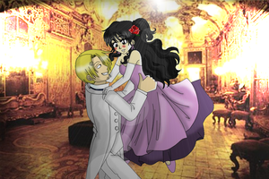 OP.SanjiXBelle Dance by Valy-Chan