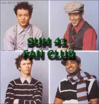 Sum 41 Fan Club by sum41fanclub