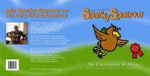 Sparky Sparrow 9th Edition by hotiron
