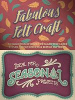 Felt Craft,  Stitches Styles and More by Jeremychild